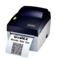 Принтер этикеток, штрих-кодов Godex DT 4 с отрезчиком